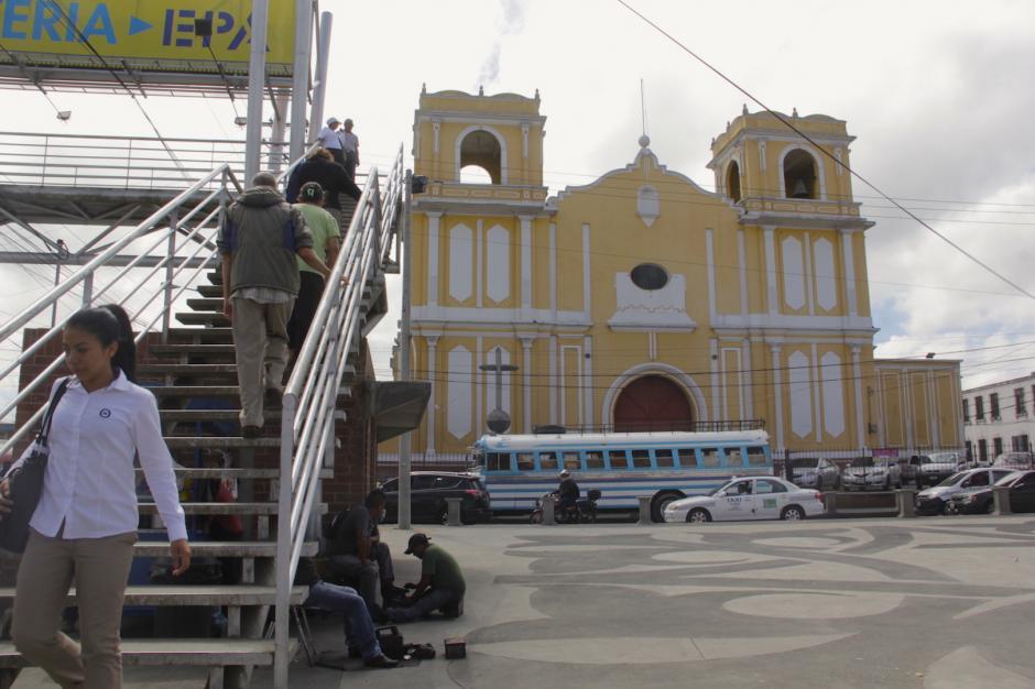 La meta es recuperar espacios que se habían abandonado. (Foto: Fredy Hernández/Soy502)