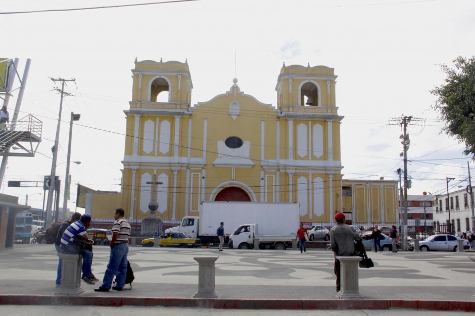 La remodelación fue solicitada por los vecinos y las autoridades católicas. (Foto: Fredy Hernández/Soy502)