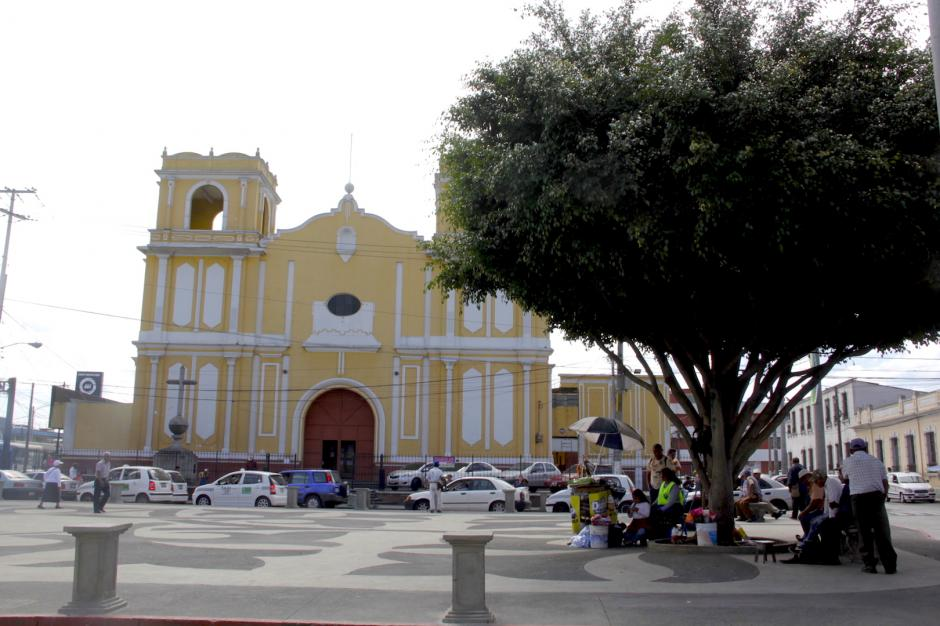 Las obras de remozamiento iniciaron a principios de junio. (Foto: Fredy Hernández/Soy502)