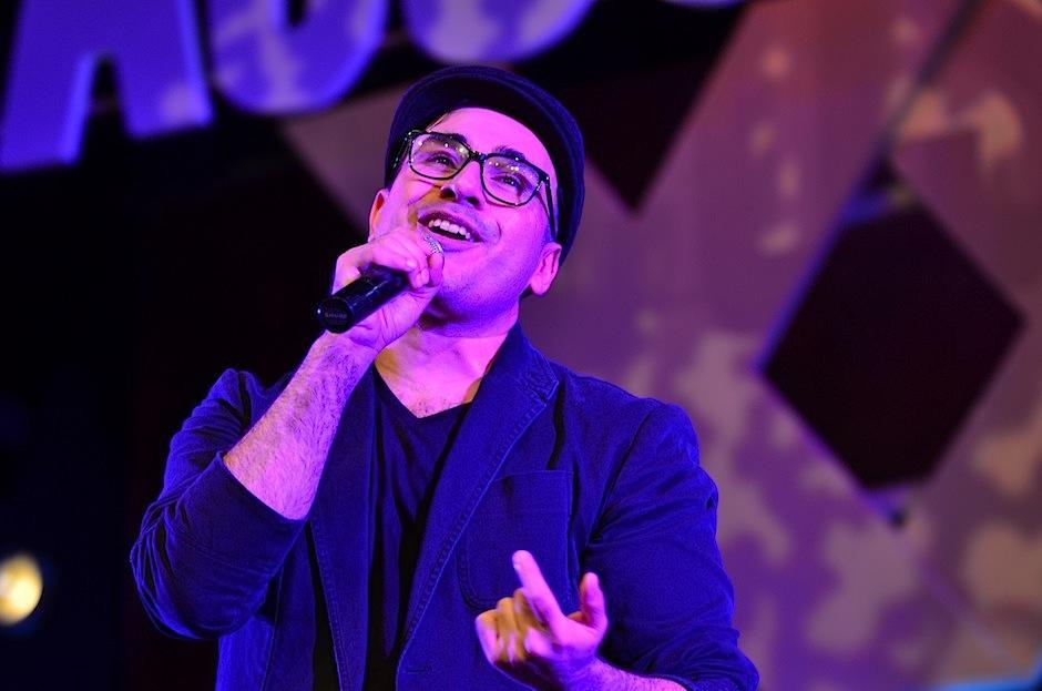 Francisco Páez contó nostálgicas anécdotas de la carrera de la banda. (Foto: Selene Mejía/Soy502)