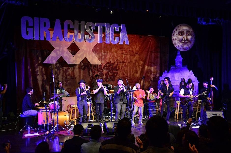Malacates celebró sus 20 años con invitados especiales. (Foto: Selene Mejía/Soy502)