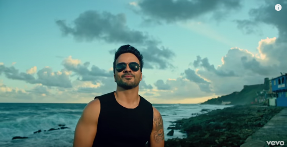 Despacito es el video más visto de Youtube. (Foto: captura de pantalla)