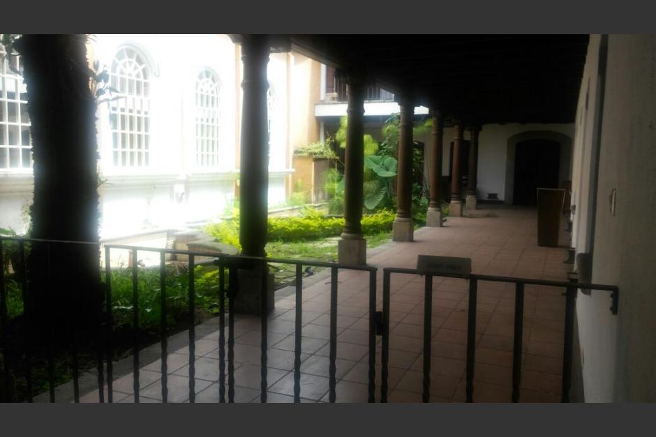 Este es el hotel y boutique que pasó a manos del Estado recientemente. (Foto: Ministerio Público)
