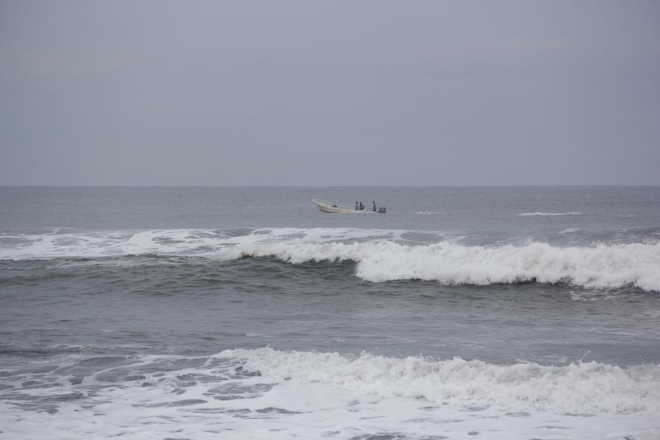 Esta playa está a 30 minutos de la zona fronteriza con México. (Foto: Fredy Hernández/Soy502)
