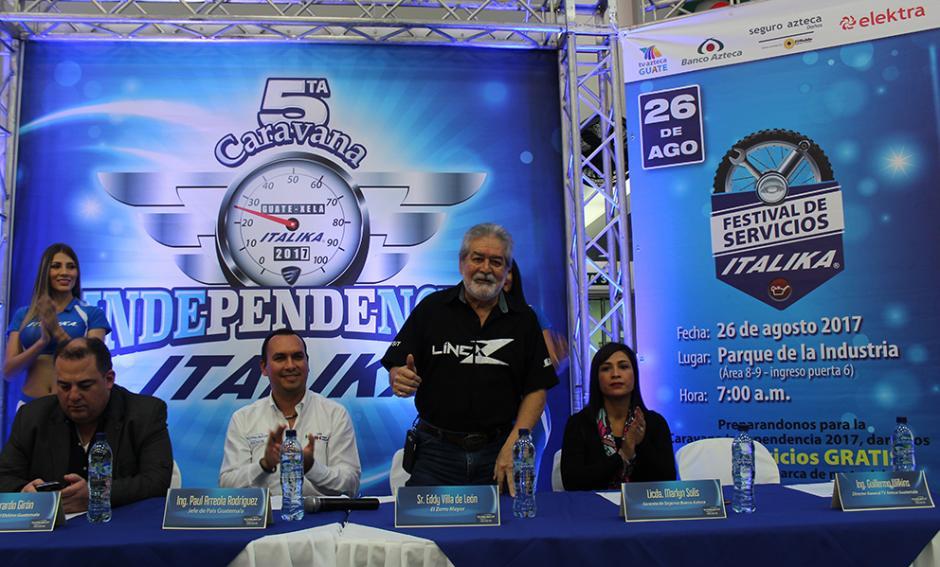 Se confirmó que la actividad culminará con el concierto de los Ángeles Azules y Sonora Dinamita. (Foto: Víctor Herrarte/ND)