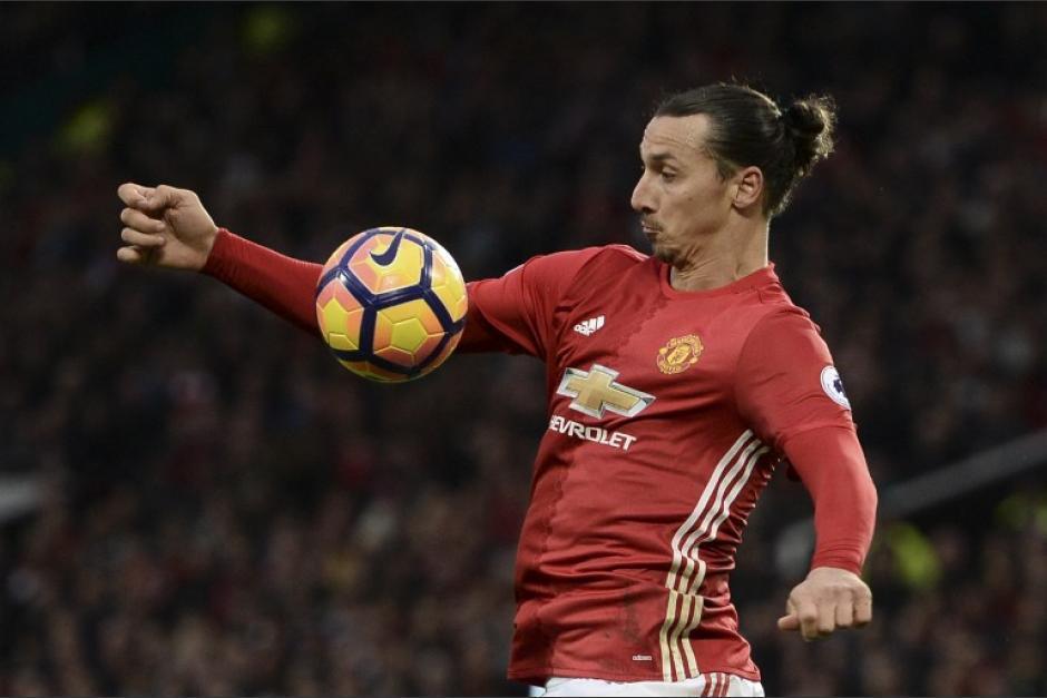 Manchester United negocia regreso de Zlatan Ibrahimovic