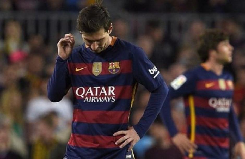 la maldición de la superco pa de españa para el FC Barcelona foto