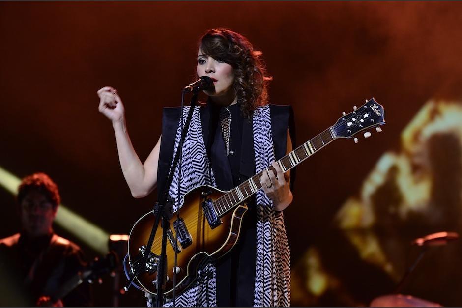 """Gaby Moreno presentó su gira """"Ilusión"""" en Guatemala. (Foto: Selene Mejía/Soy502)"""