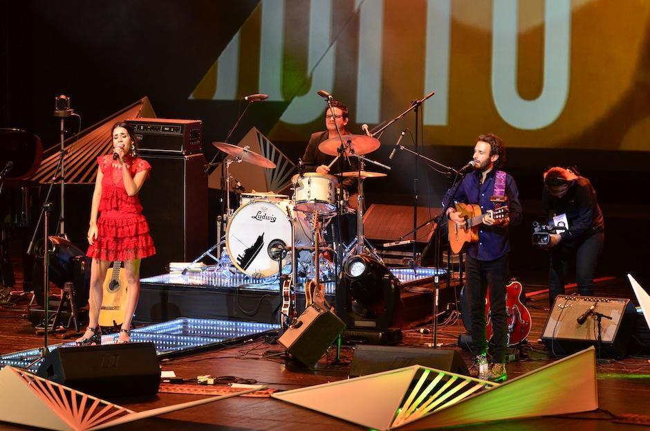 Manguito, el dúo guatemalteco, fue invitado a este evento. (Foto: Selene Mejía/Soy502)