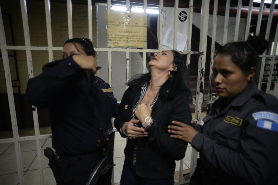 """El casi desmayo de """"La Patrona"""" provocó """"memes"""" en las redes sociales. (Foto: Wilder López/Soy502)"""