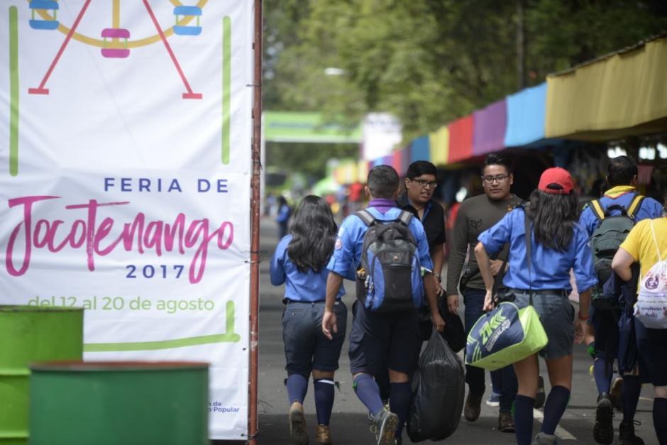 Del 12 al 20 de agosto estará disponible. (Foto: Wilder López/Soy502)