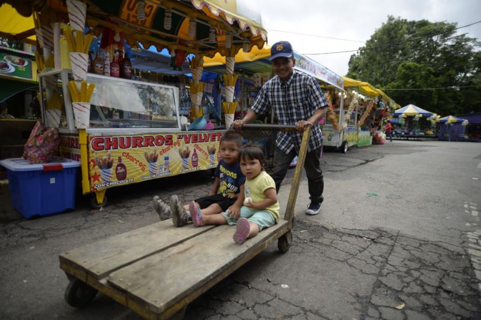Este sábado se inauguró formalmente la feria. (Foto: Wilder López/Soy502)