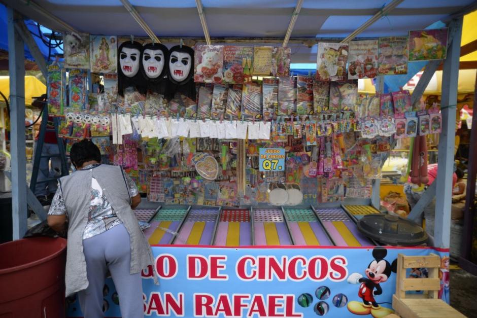 Esta es la única feria de la ciudad. (Foto: Wilder López/Soy502)