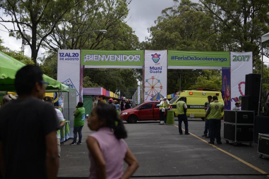 El 15 de agosto es feriado en la ciudad de Guatemala. (Foto: Wilder López/Soy502)