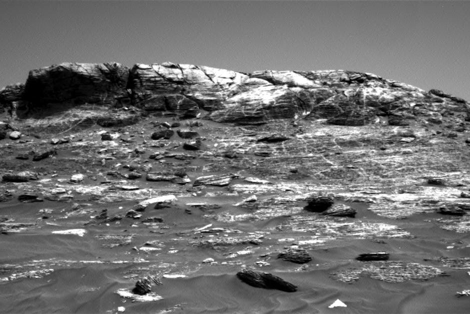 La NASA presenta impactantes fotos de las nubes de Marte