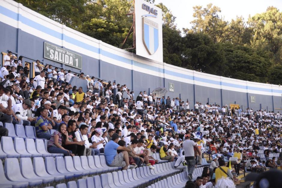 El partido corresponde a la cuarta fecha del torneo. (Foto: Wilder López/Soy502)