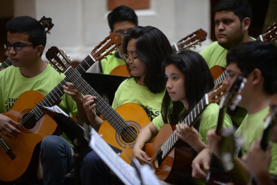 En julio viajaron a México para participar en un evento latinoamericano. (Foto: Wilder López/Soy502)