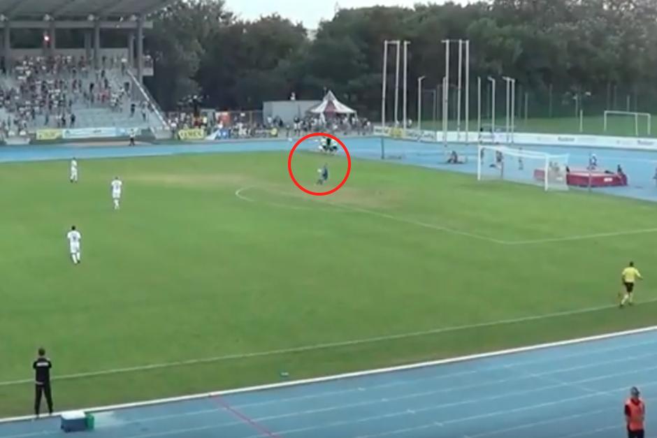El insólito gesto de un equipo de fútbol que conmovió a Polonia