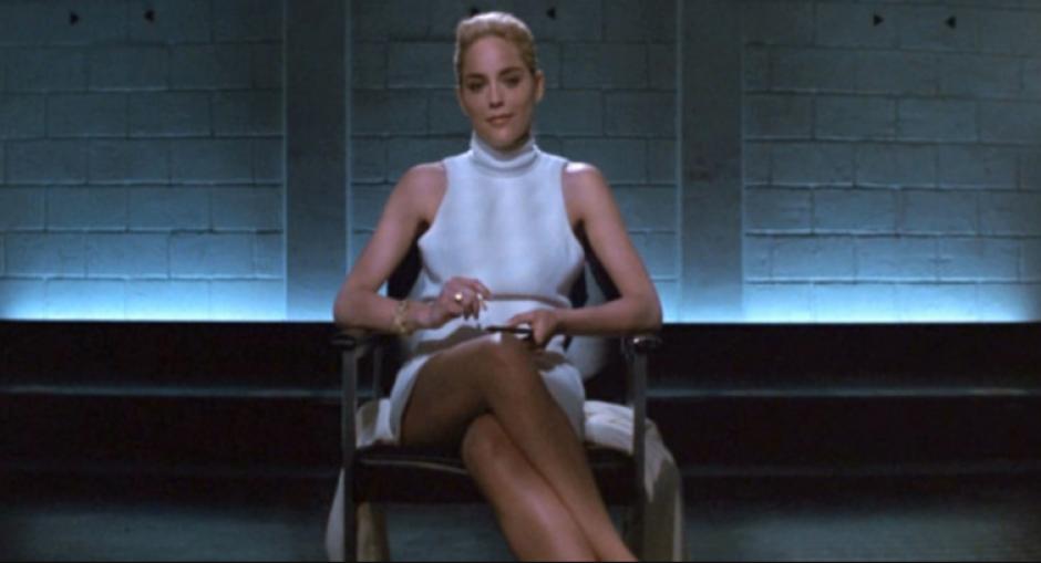 El sensual video nunca antes visto de Sharon Stone