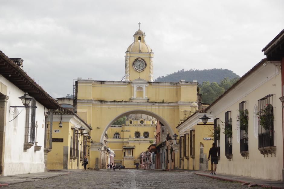 Antigua Guatemala es uno de los destinos tradicionales más visitados en Guatemala. (Foto: Fredy Hernández/Soy502)