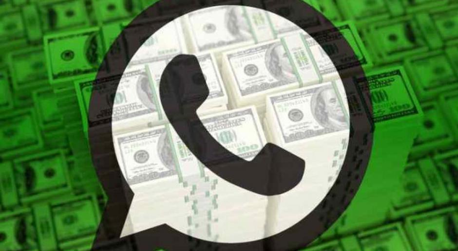 Conoce su nueva función con la que pagarás por la app — WhatsApp