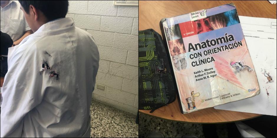 La historia del libro de anatomía que le salvó la vida a un ...