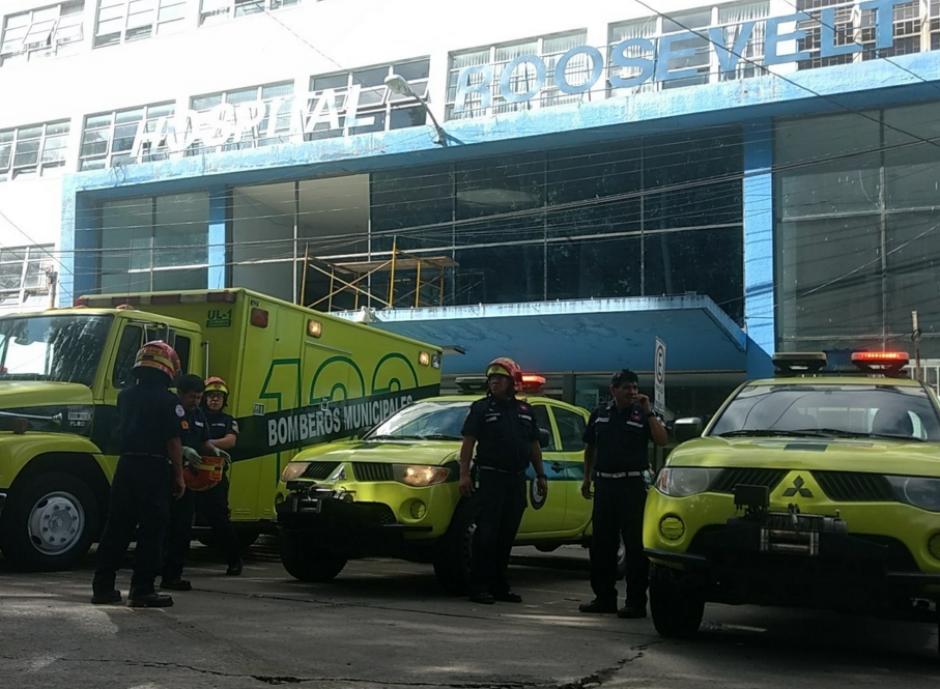 Seis muertos en un ataque a hospital de Guatemala para rescatar pandillero