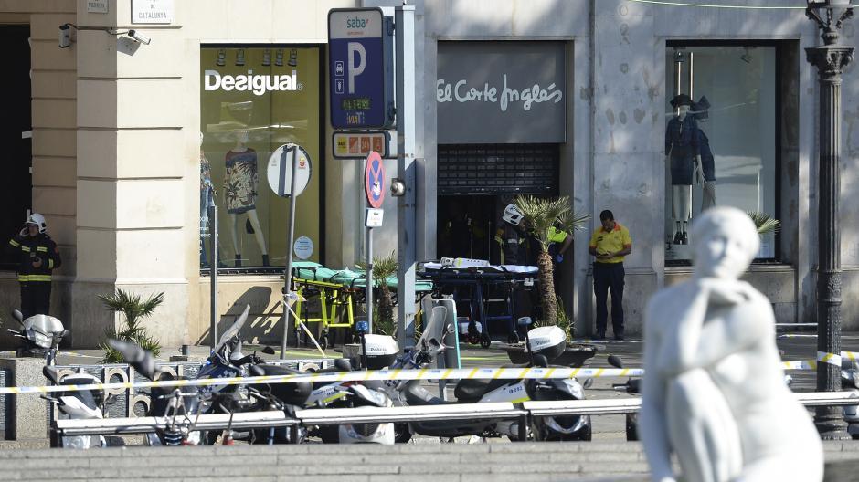 El incidente fue catalogado como un acto terrorista por las autoridades. (Foto: AFP)
