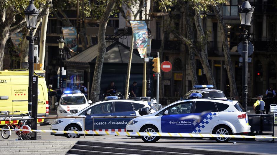 Las autoridades acordonaron el lugar para empezar la investigación respectiva. (Foto: AFP)