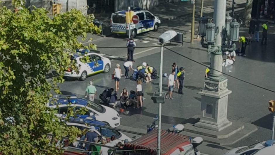Las autoridades montaron un extenso operativo para capturar al responsable. (Imagen: Infobae)