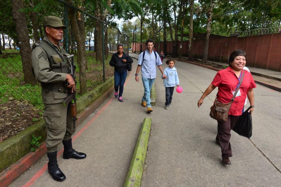 Hay presencia de militares en el lugar. (Foto: Jesús Alfonso/Soy502)