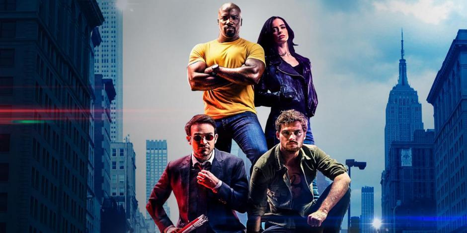 ¡Tráiler final de 'The Defenders' de Marvel y Netflix!