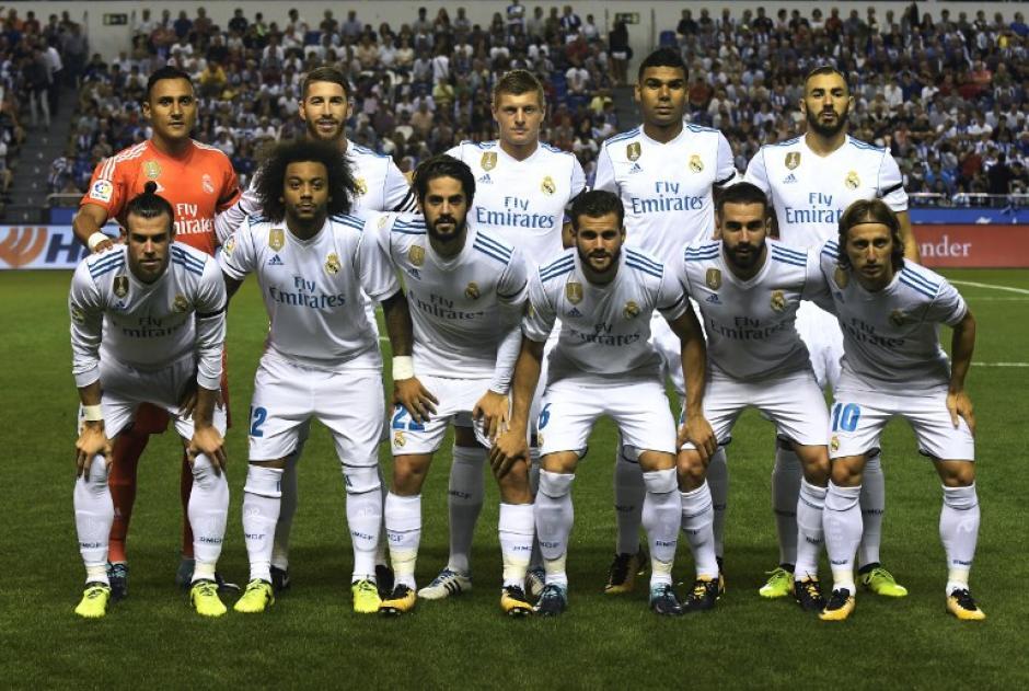 Los blancos contaron con tres varias oportunidades para vencer a su rival. (Foto: AFP)