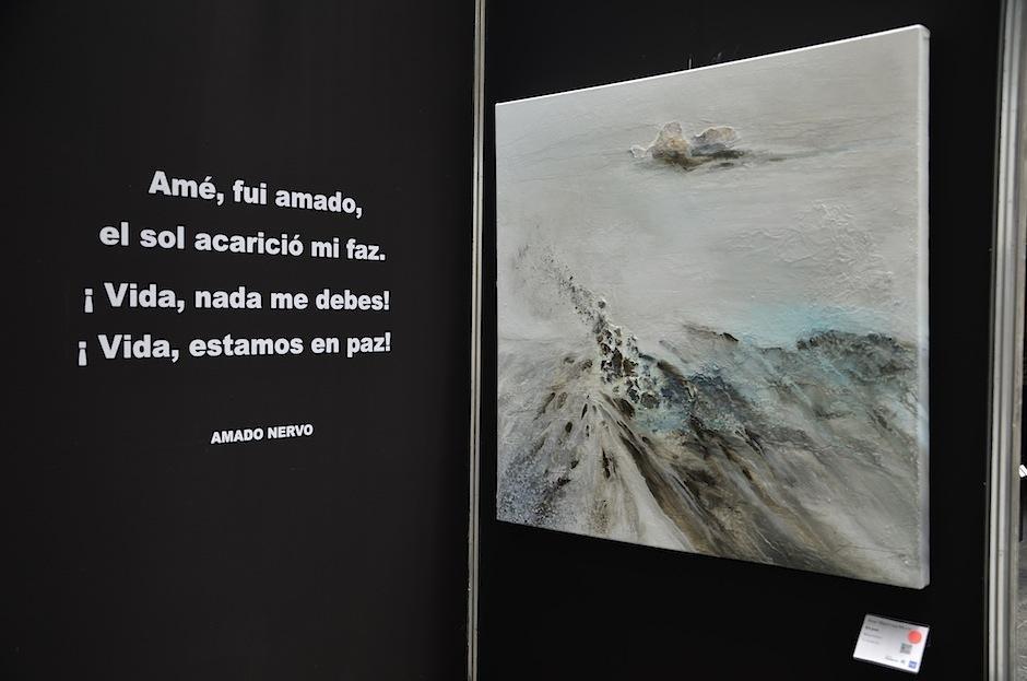 Artistas guatemaltecos reinterpretan poemas latinoamericanos. (Foto: Selene Mejía/Soy502)