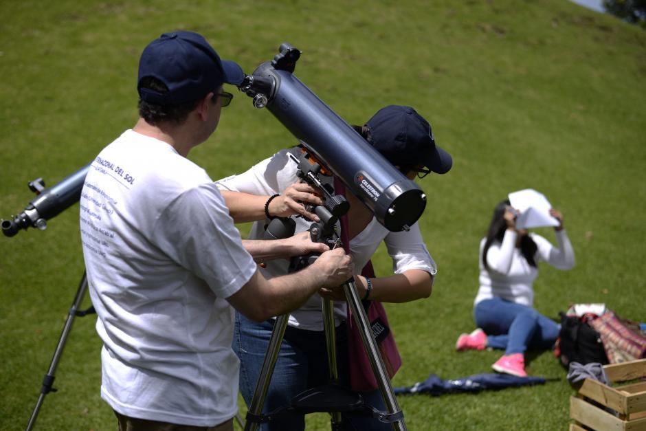 AGA anunció que en 2024 se podrá observar nuevamente un eclipse solar en Guatemala. (Foto: Wilder López/Soy502)