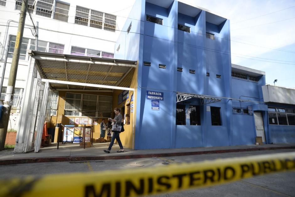 El Hospital Roosevelt trabajó con normalidad. (Foto: Wilder López/Soy502)