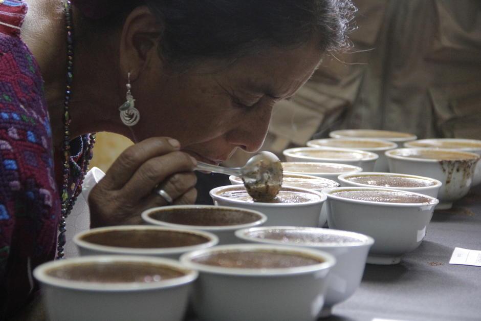 El evento busca que los productores conozcan el valor del café. (Foto: Fredy Hernández/Soy502)