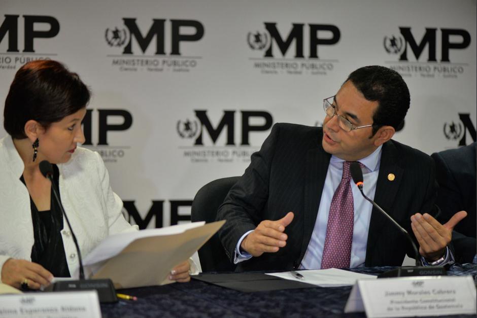 Guatemala: #IvánSeQueda, movilizaciones de respaldo a la CICIG