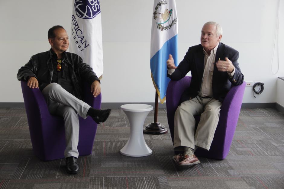 Dos expertos relacionados con los viajes espaciales expondrán sus casos de éxito. (Foto: Fredy Hernández/Soy502)