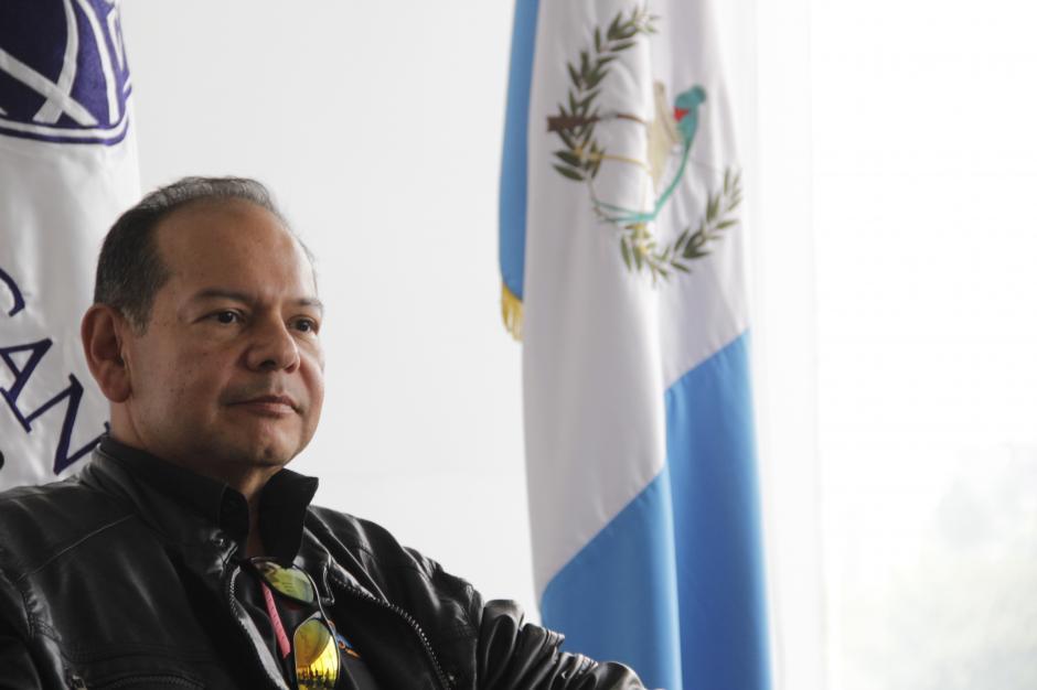 Carlos Meneses es de origen colombiano ha trabajado con la misión Orion. (Foto: Fredy Hernández/Soy502)