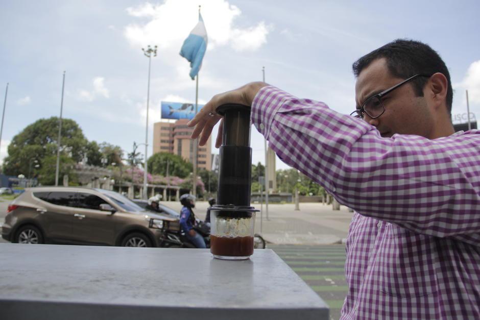 La competencia busca al representante nacional en esta especialidad. (Foto: Fredy Hernández/Soy502)
