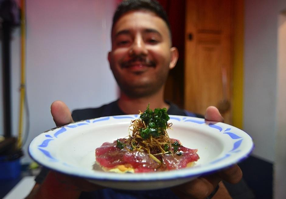 """El gremio gastronómico celebra el evento """"Soy raíces"""". (Foto: Selene Mejía/Soy502)"""