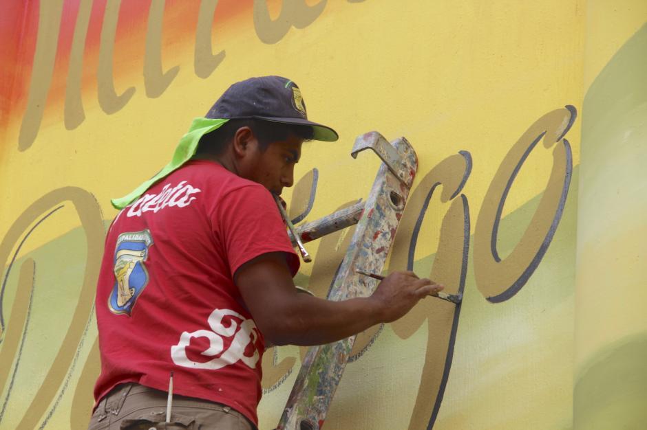 Empleados municipales trabajaron cerca de 15 días en el sitio. (Foto: Fredy Hernández/Soy502)