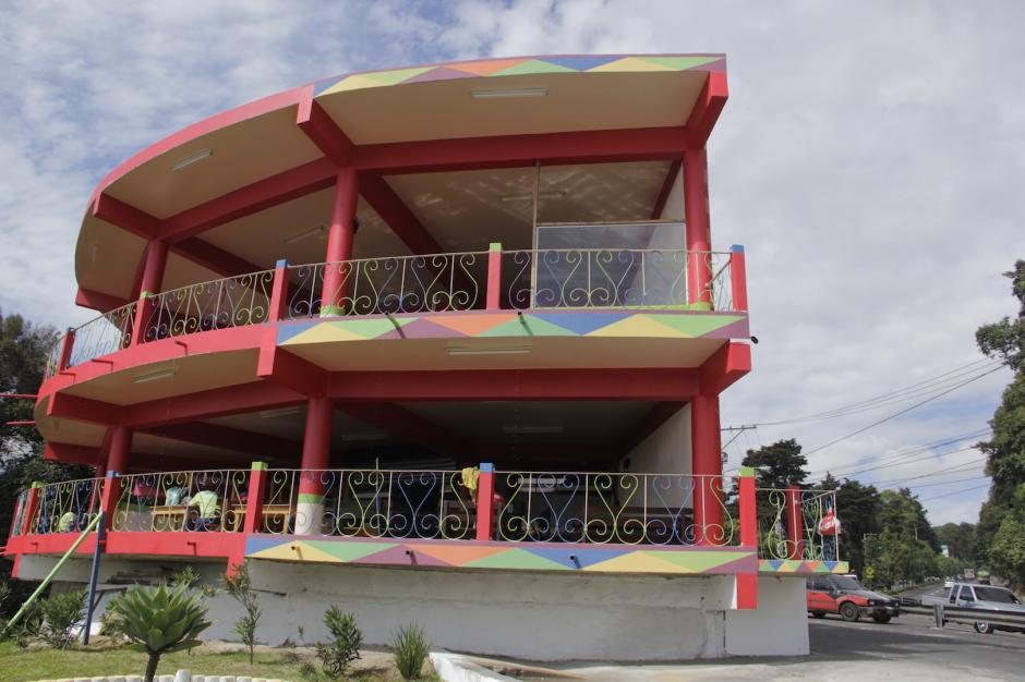 El sitio también cuenta con seguridad municipal todo el tiempo. (Foto: Fredy Hernández/Soy502)