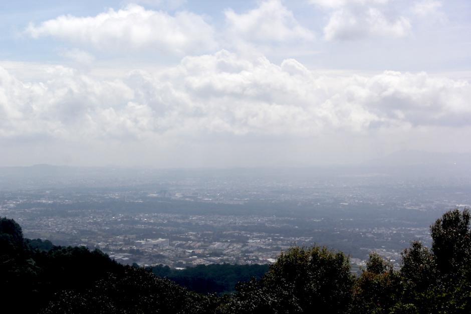 El sitio ofrece una maravillosa vista hacia la ciudad de Guatemala. (Foto: Fredy Hernández/Soy502)