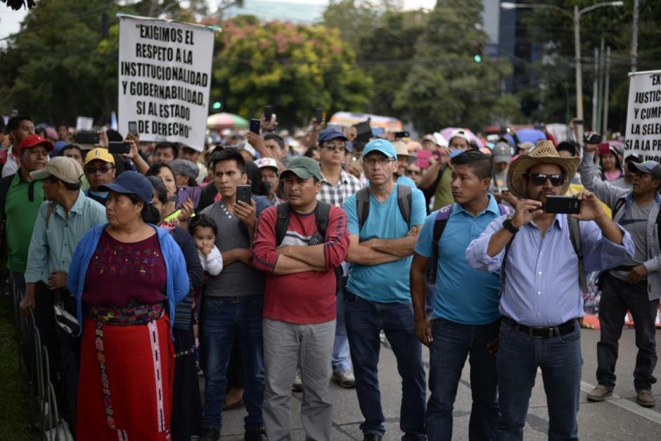 El tráfico impactará en las zonas 1, 2, 4 y 5. (Foto: Wilder López/Soy502)