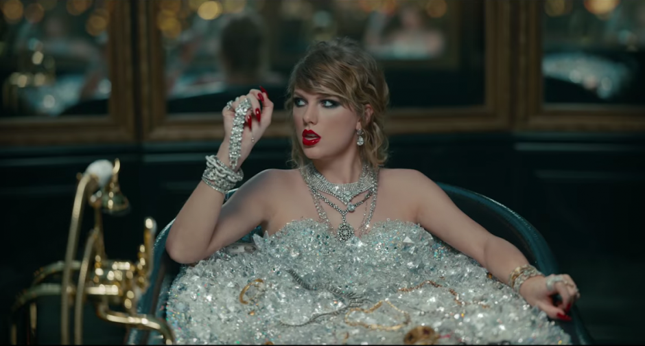 Taylor Swift batió récord con su nuevo video. (Foto: captura de pantalla)