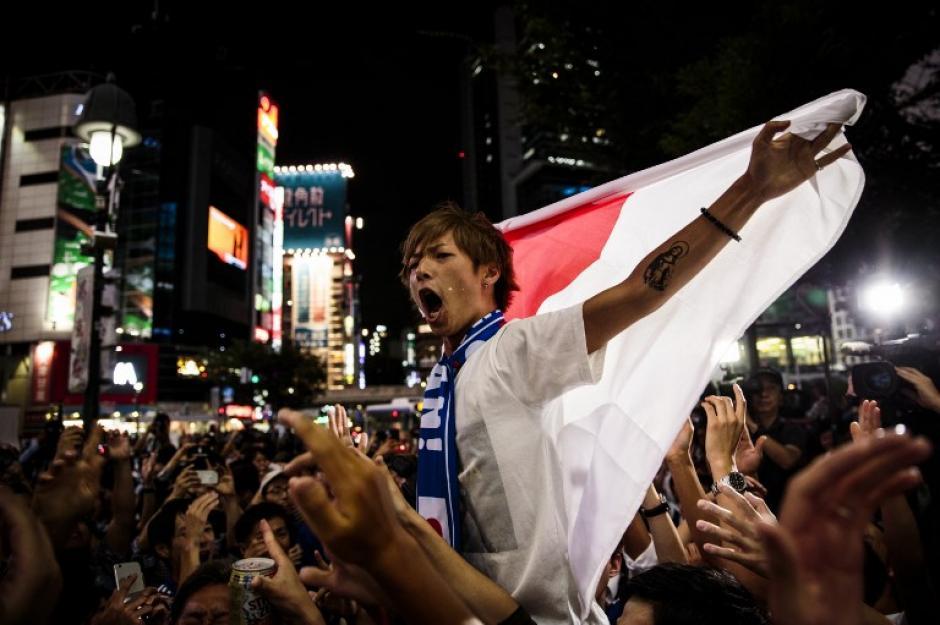 Los japoneses se han consolidado como una selección competitiva en los últimos tiempos. (Foto: AFP)