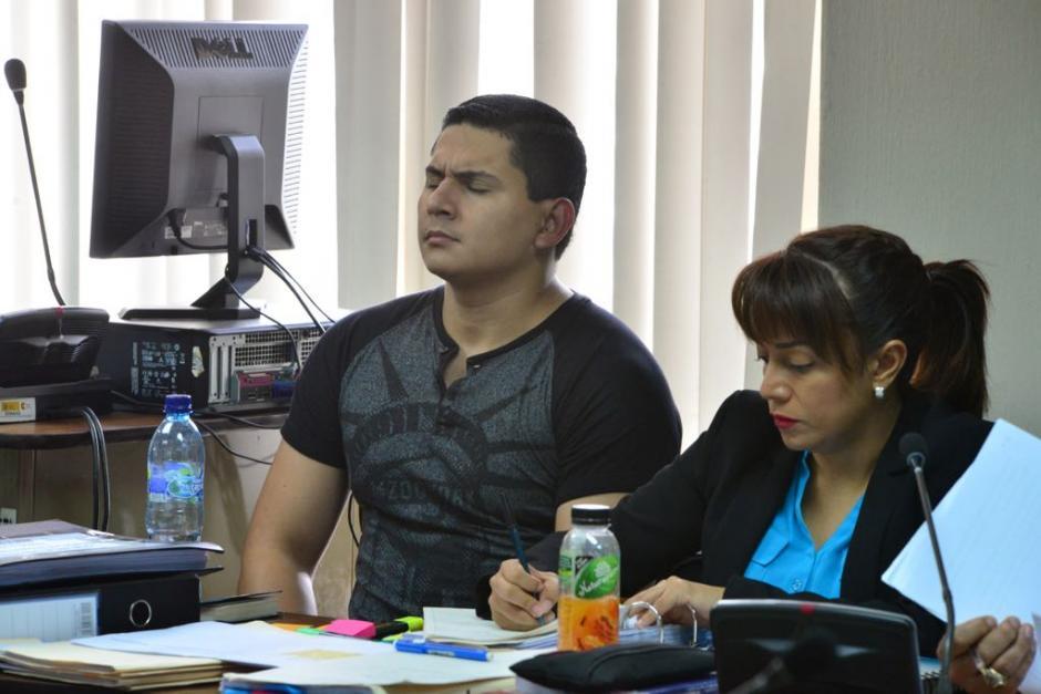 La defensa de Jabes Meda buscaba que el sindicado solo enfrentara proceso por homicidio culposo. (Foto: Jesús Alfonso/Soy502)