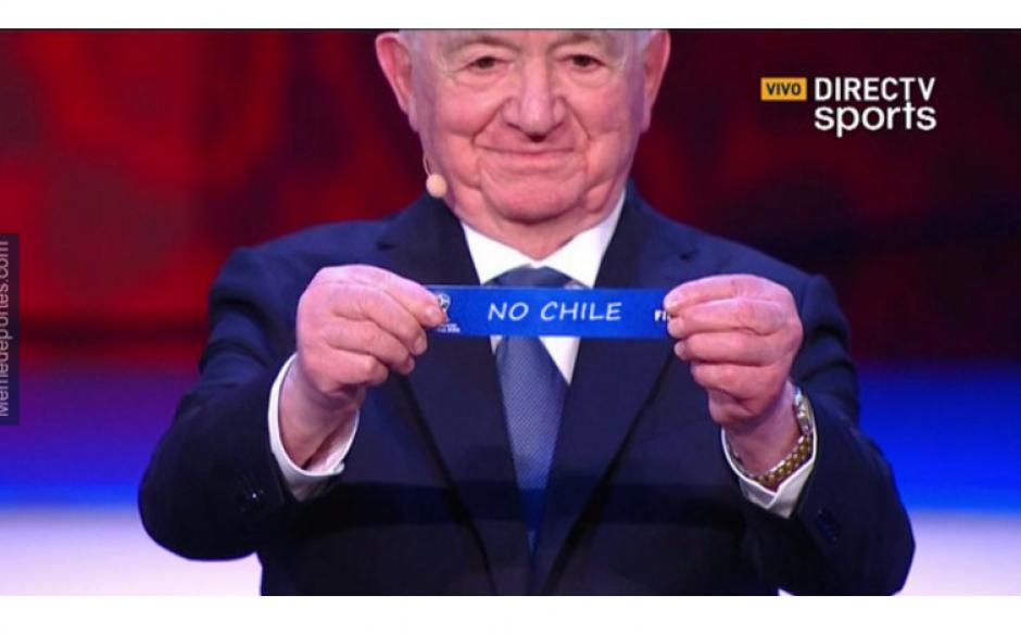 """Los chilenos también compartieron """"memes"""". (Foto: MemeDeportes)"""